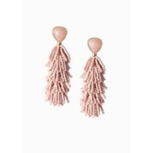 Stella & Dot Riva Tassel Earrings
